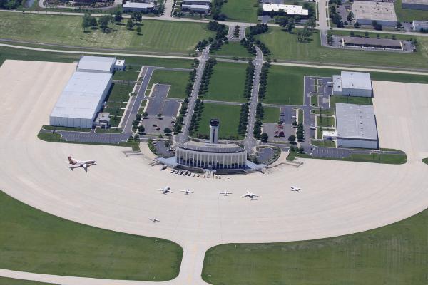 DuPage Airport Runway Rehabilitation
