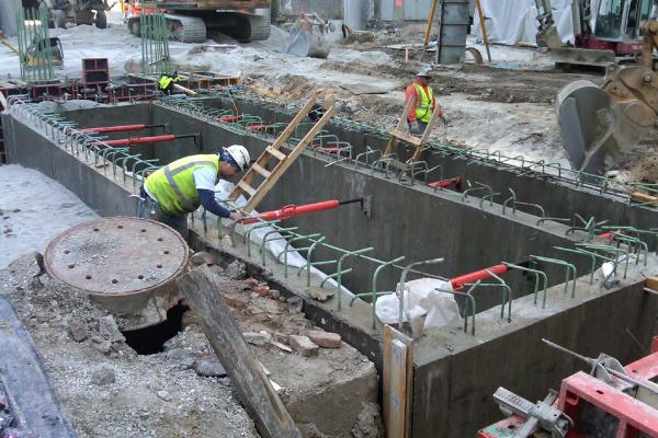 Wacker Drive Viaduct Reconstruction
