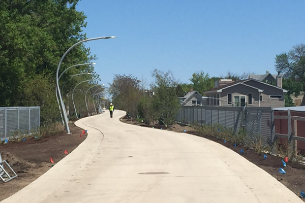 Bloomingdale Trail and Park Rehabilitation