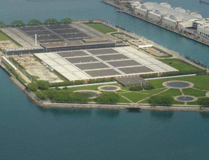 Jardine Water Purification Plant