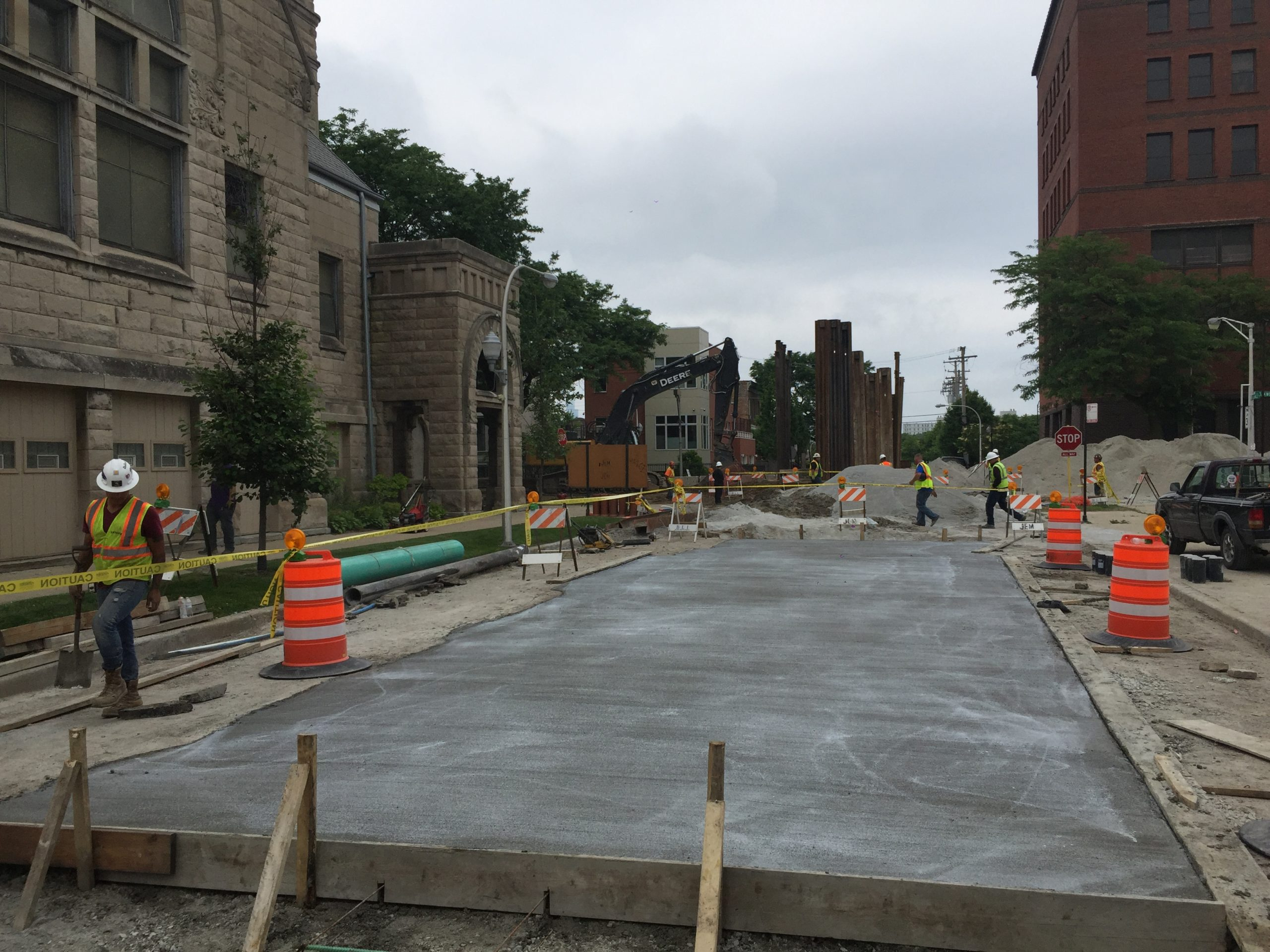 Langley Avenue Sewer Improvement Project
