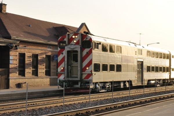 Metra Stations
