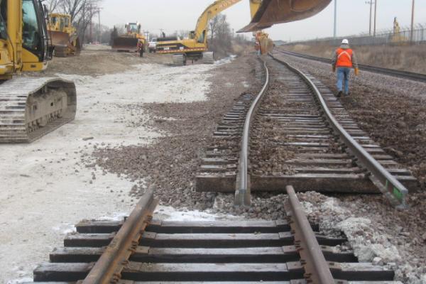 UPRR Track Relocation