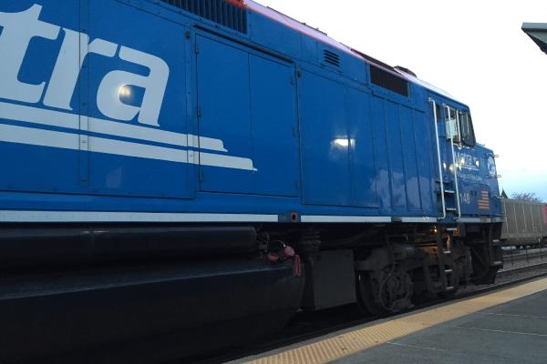 Metra Union Pacific