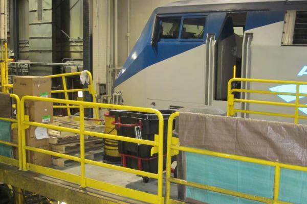 Amtrak-Chicago Terminal Master Plan