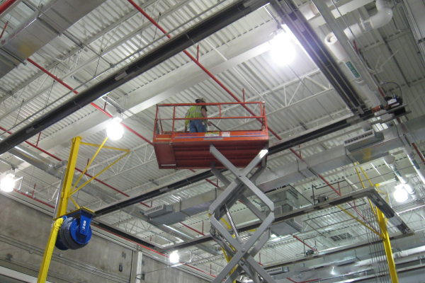 Aviation-FedEx Maintenance Cargo & Sorting Buildings