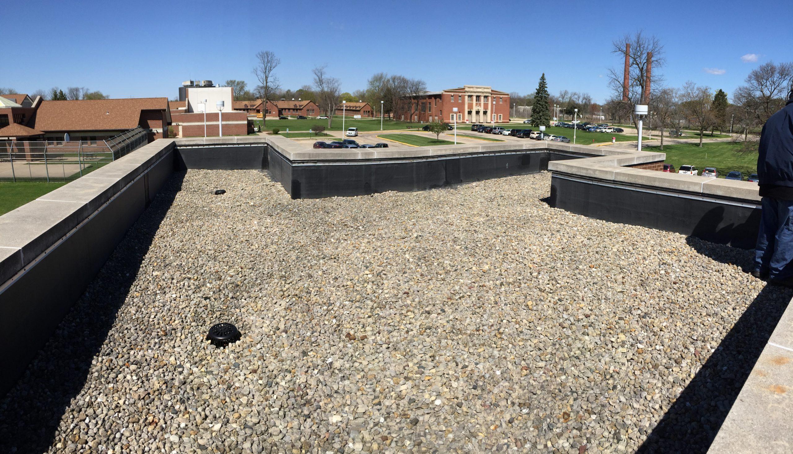 Elgin Mental Health Roof Replacement