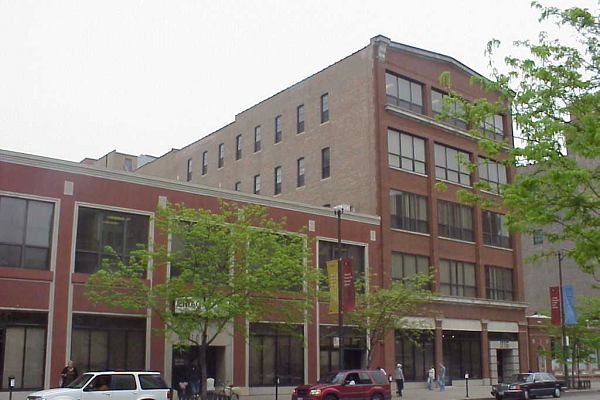 Public Housing – Renovation of 916-1000 Wabash Ave