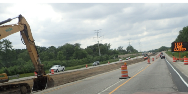 I-94 Roadway and Bridges Reconstruction Tri-State to Edens Expressway