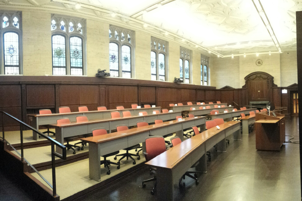 University of Chicago-Saieh Hall for Economics