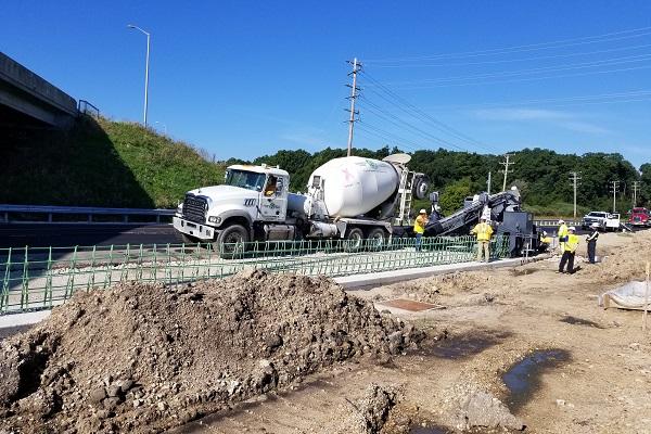 Reagan Memorial Tollway I-88 Roadway and Bridge Rehabilitation, Annie Glidden Road