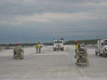 Runway 10L-28R Rehabilitation