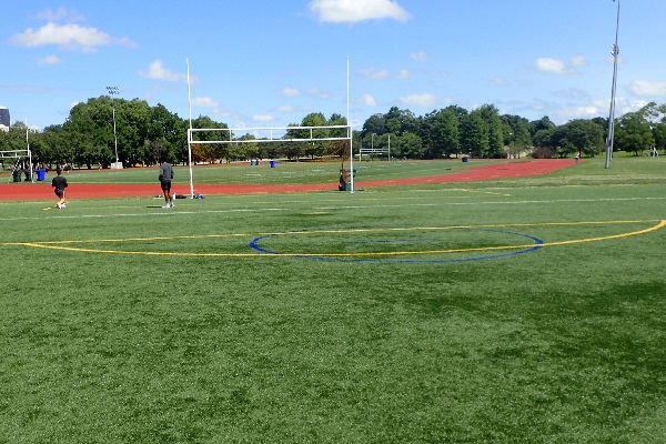 Lincoln (Abraham) Park – Montrose Artificial Turf Field Design and Construction Administration